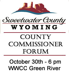 County Commissioner Forum