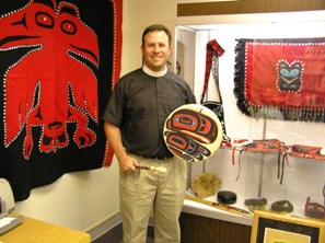 Reverend Shields - Tlingit Artifacts